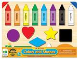 The Learning Journey Lift & Learn Colors & Shapes 16pc
