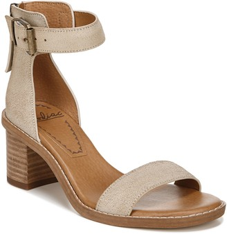 Zodiac Block Heel Sandals - Ilsa