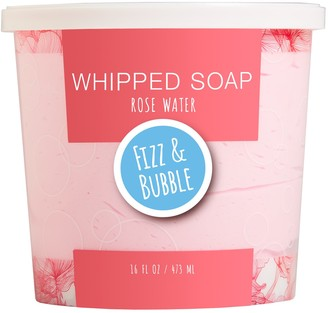 Fizz & Bubble Rose Water Whipped Soap