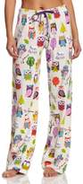 Hatley Little Blue House by Women's Night Owl Pyjama Bottoms