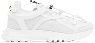 Givenchy White Spectre Sneakers