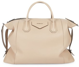 Givenchy Large Antigona Soft Leather Satchel