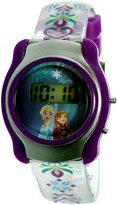 Disney Girl's Frozen FNFKD16057 Plastic Quartz Fashion Watch