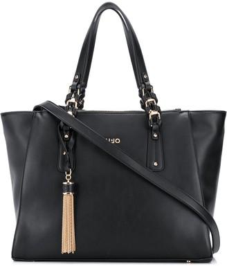 Liu Jo Tassel-Detail Tote Bag