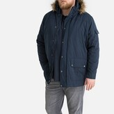 CASTALUNA MEN'S BIG & TALL Warm 2-in-1 Parka/Gilet