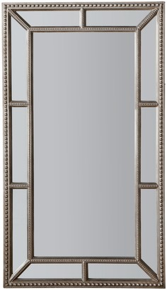Unbranded Allen Rectangular Mirror, Pewter