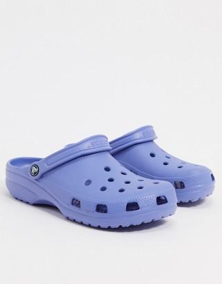 Crocs originals clogs in purple