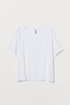 H&M T-shirt - White