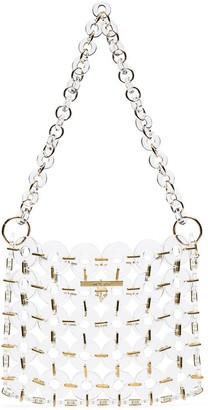 Cult Gaia Jasmin disc shoulder bag