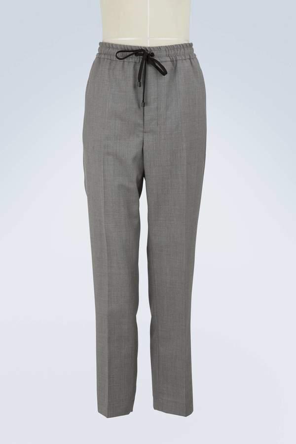 Ami Straight pants