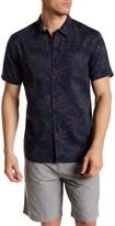 Quiksilver Palm Dogs Short Sleeve Modern Fit Shirt