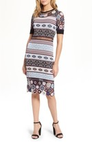 Parker Women's Carol Crochet Pencil Dress