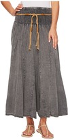 Scully Cantina Gar-Ye Skirt w/ Belt Women's Skirt