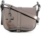 A.F.Vandevorst buckled satchel bag