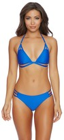 Ella Moss Juliet Solids Side Strap Bikini Bottom