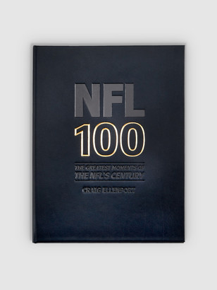 Graphic Image NFL 100: The Greatest Moments Genuine Leather