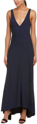 James Perse Long Fluid Maxi Dress