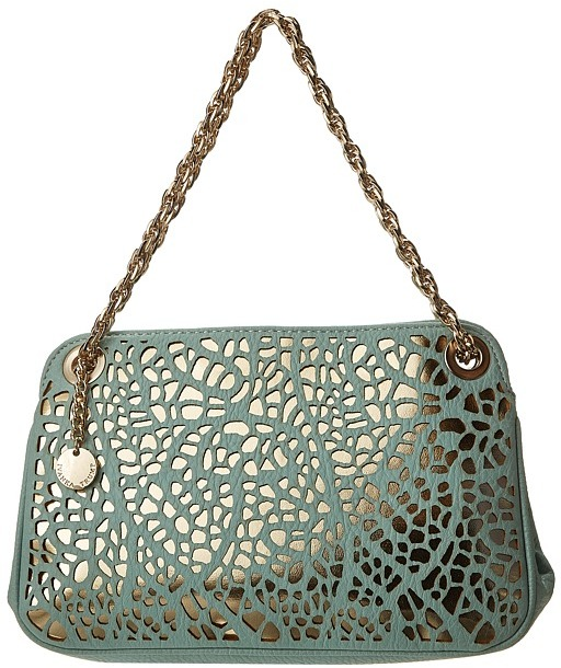 Ivanka Trump Cynthia (Aqua) - Bags and Luggage