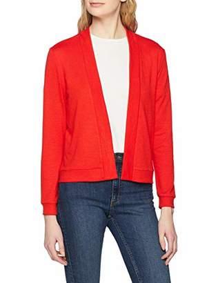 More & More Women's Strickjacke Cardigan, Tangerine Red 05, 14 (Size: )