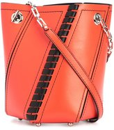 Proenza Schouler contrast-trim shoulder bag - women - Leather - One Size