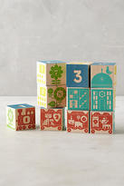 Anthropologie Count And Stack Number Blocks