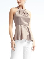 Banana Republic Heritage Fit-and-Flare Top