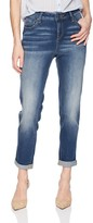 Thumbnail for your product : SLINK Jeans Women's VAL Easy Rolled Boyfriend