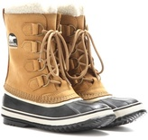 Sorel 1964 Pac 2 Leather And Rubber Boots