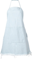 Sandy Liang Ella Apron Dress