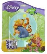 Disney Winnie-the-Pooh Night Light Disney Winnie The Pooh and Friend Bedroom Night Light