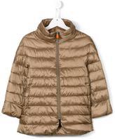 Save The Duck Kids - zipped padded coat - kids - Nylon/Polyester - 12 yrs