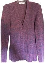 Dolce & Gabbana Pink Wool Knitwear for Women