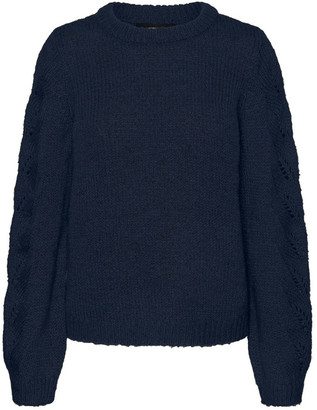 Vero Moda Winnie Long Sleeve O-Neck Blouse