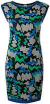 M Missoni sleeveless knitted dress