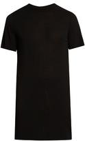 Rick Owens Long-line Jersey T-shirt