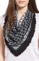 Echo Women's Foulard Triangle Scarf