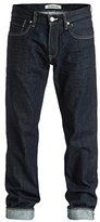 Quiksilver Men's Sequel Rinse 30 Inch Jean