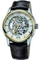 Oris Artelier Skeleton Watch 01734767043510752170FC