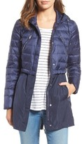 1 Madison Women's Mixed Shell Down Coat