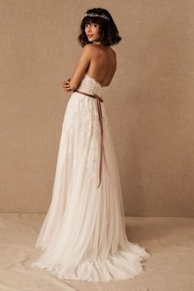 By Watters Willowby Geranium Gown