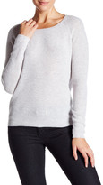 Velvet by Graham & Spencer Crew Neck Cashmere Sweater