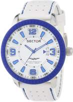 Sector Men's R3251119002 Marine 400 Analog Stainless Steel Watch
