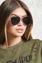 Forever 21 FOREVER 21+ Classic Aviator Sunglasses