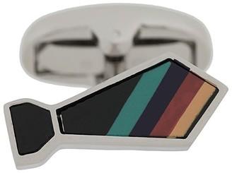Paul Smith Stripe Tie Cufflinks