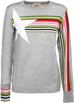 N°21 N21 Stripe Detailing Sweater