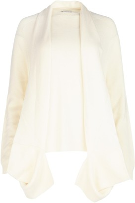 J.W.Anderson Knitted Drape Cardigan