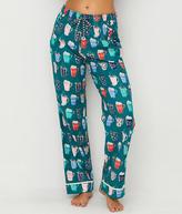 Jane & Bleecker Jane Bleecker Novelty Flannel Pajama Pants - Women's