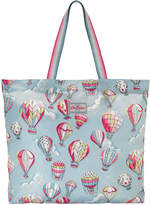 Cath Kidston Hot Air Balloons Large Foldaway Tote