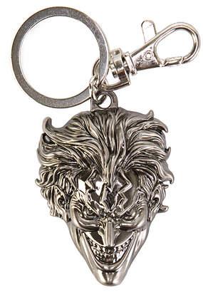 Monogram Key Chains - Classic Joker Pewter Key Ring