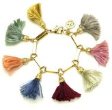 Ben-Amun Venetian Breeze Tassel Octagon Bracelet